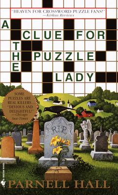 A Clue for the Puzzle Lady By Hall, Parnell